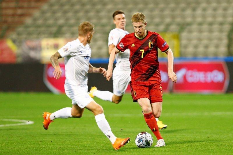 Kevin de Bruyne undur diri dari timnas Belgia dan kembali ke Manchester City