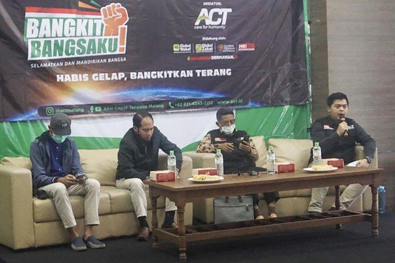 ACT Malang luncurkan Gerakan Bangkit Bangsaku