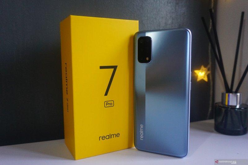 Targetkan Top 3, Realme 7 Pro jadi tumpuan