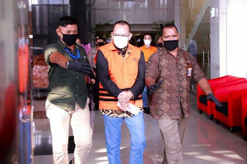 KPK melimpahkan berkas perkara Nurhadi dan menantunya ke pengadilan