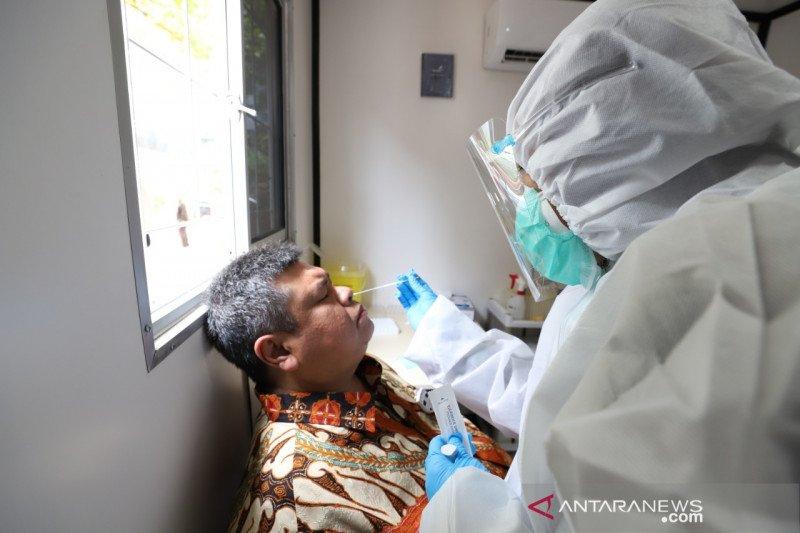BPKP hadirkan layanan swab test dan laboratorium mini untuk pegawainya