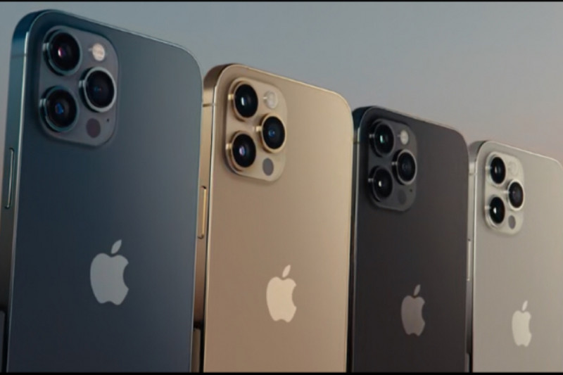 Terlambat meluncur, penjualan iPhone turun