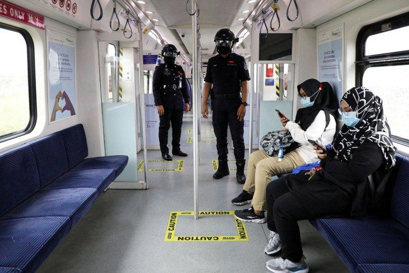 Malaysia catat 660 kasus baru COVID-19