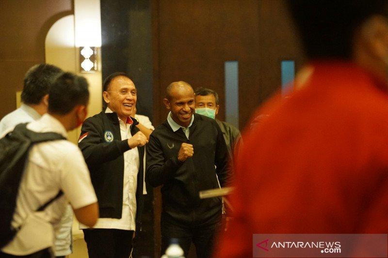 Pertemuan PSSI di Yogyakarta