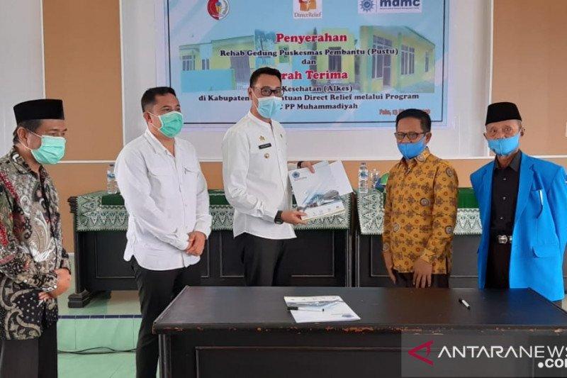 Muhammadiyah bantu pemulihan infrastruktur kesehatan Sigi pascagempa