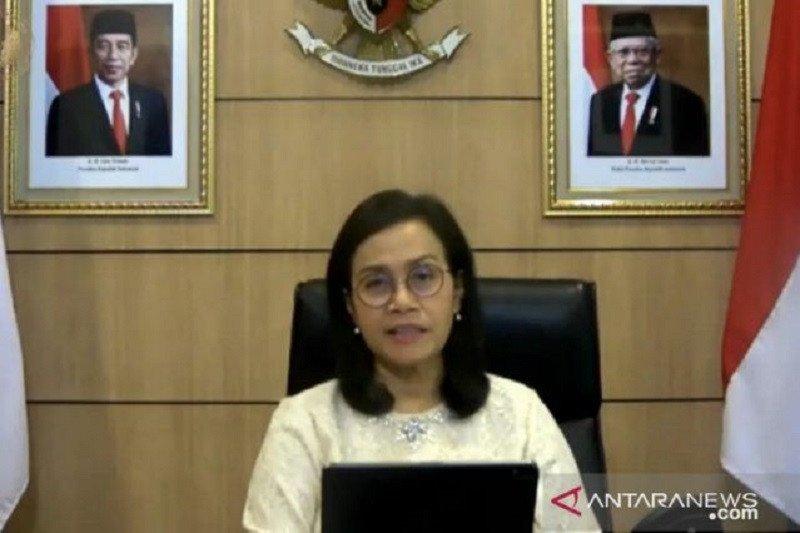Sri Mulyani: UU Cipta Kerja perkuat pondasi ekonomi Indonesia