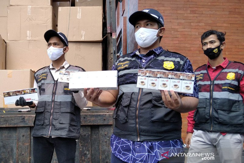 Bea Cukai Kudus ungkap 66 kasus pelanggaran pita cukai rokok