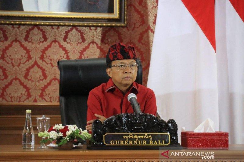 Gubernur Bali sampaikan terima kasih ke Presiden atas hibah pariwisata