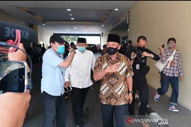 Presidium KAMI gagal temui Kapolri untuk bebaskan aktivis