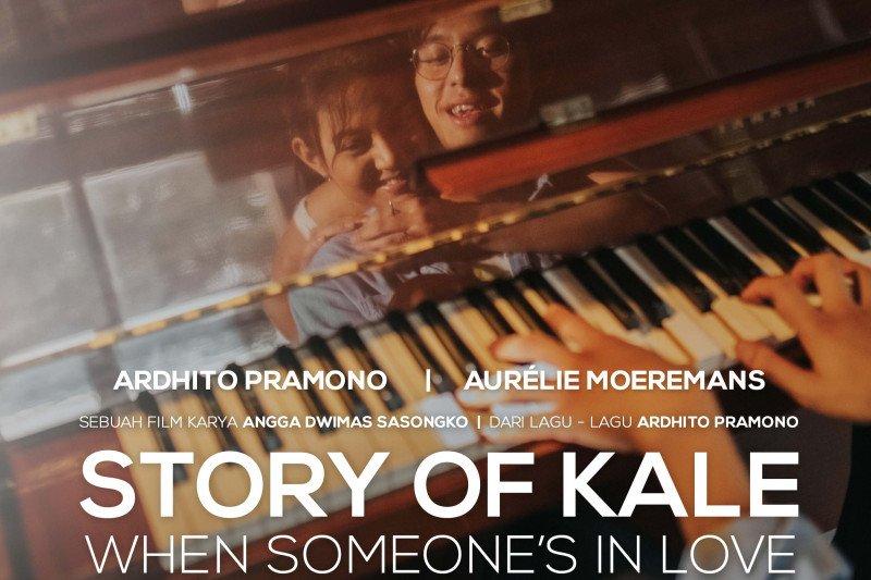 """""""The Story of Kale"""" terinspirasi dari lagu Ardhito Pramono"""