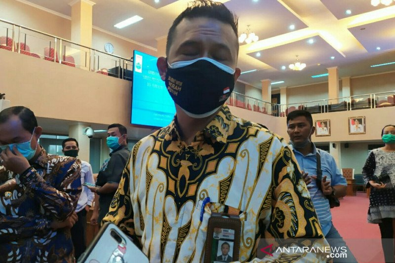 KPK ingin Pemkot Palembang jadi model penertiban PSU