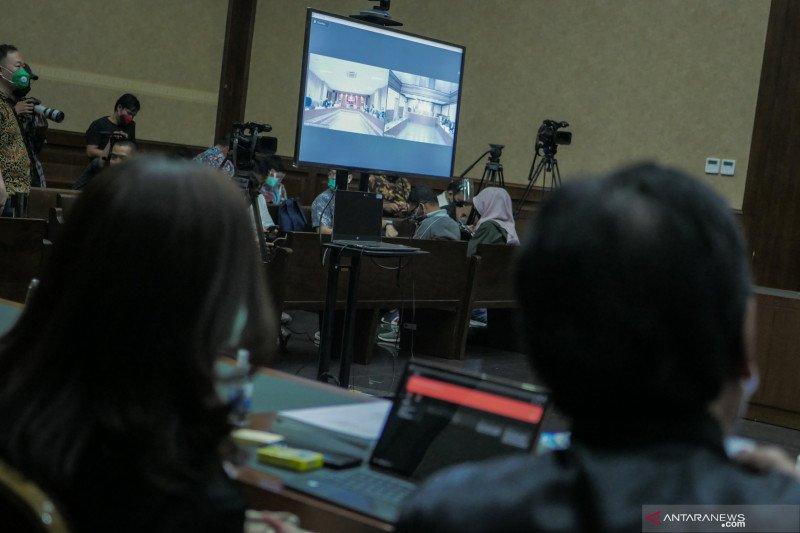Sidang tuntutan kasus korupsi Jiwasraya