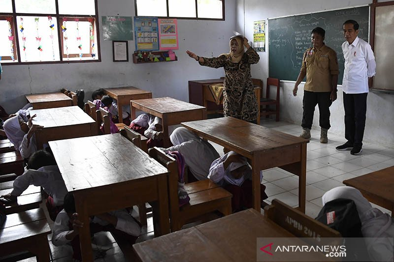 Presiden minta penyelenggaraan GPDRR 2022 di Bali dipersiapkan matang