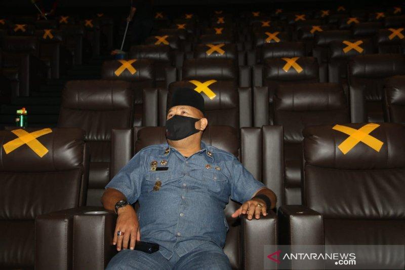 Bioskop Batam buka kembali mulai Jumat