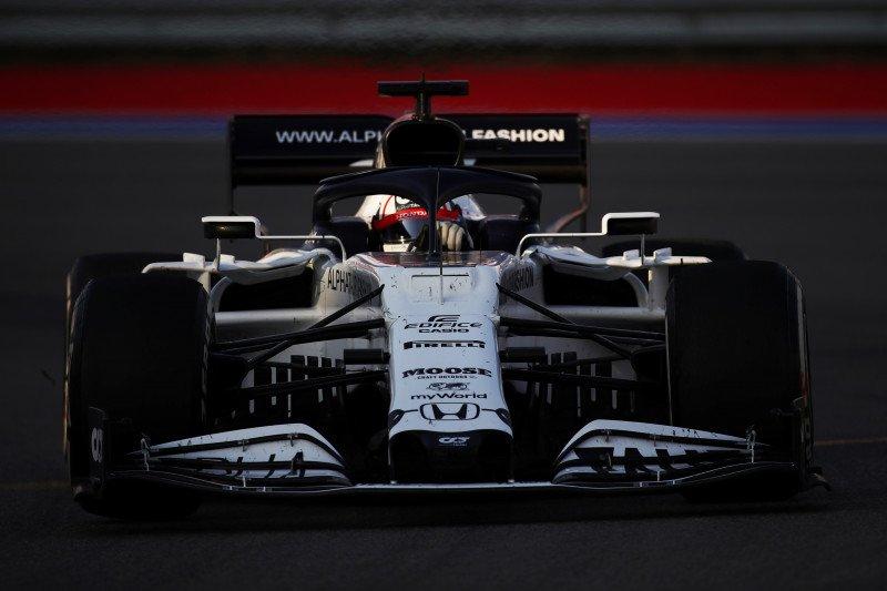 Tsunoda akan jalani debut tes F1 bersama tim AlphaTauri di Imola