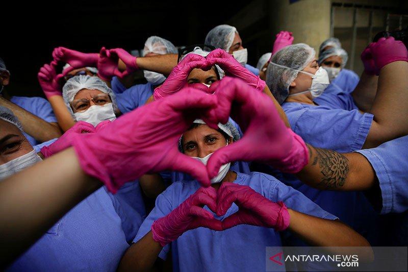 Lembaga Brazil impor vaksin COVID-19 China yang ditolak Bolsonaro