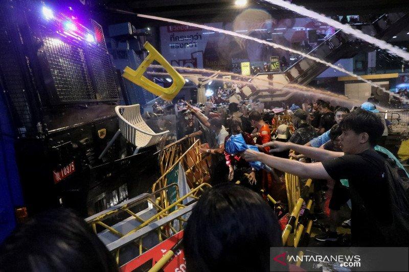 Amankan demonstrasi, polisi Thailand akan siagakan ribuan personel