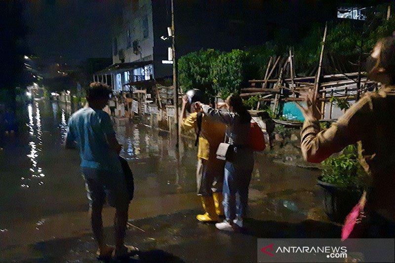 Kemarin, banjir DKI hingga tiga tahun kepemimpinan Anies Baswedan