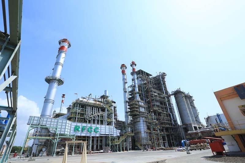 Produksi Pertamax di kilang RFCC Pertamina Cilacap meningkat