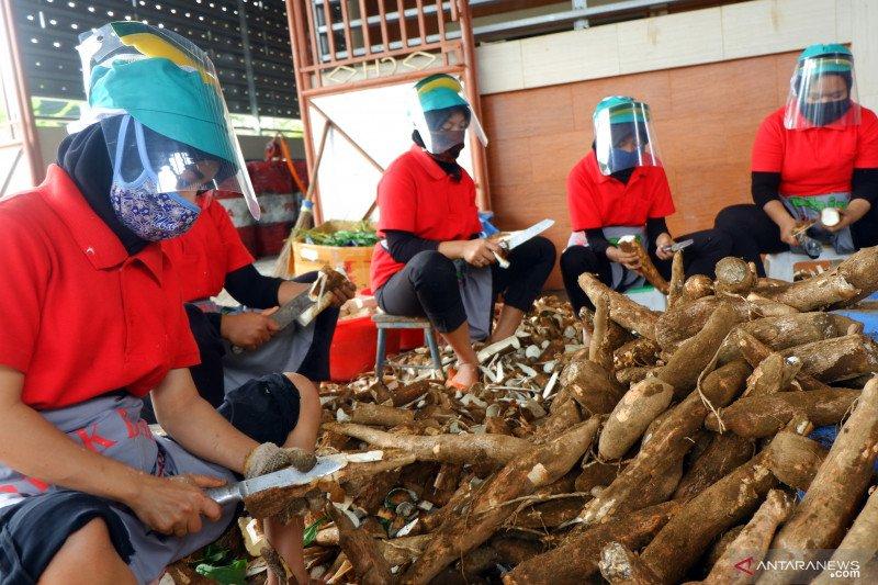 Upah minimum provinsi Sumatera Barat tidak naik pada 2021
