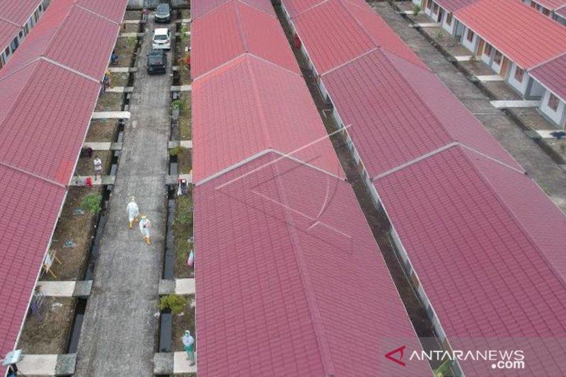 Ada lonjakan 347 kasus baru, positif COVID-19 di Padang naik 5.574