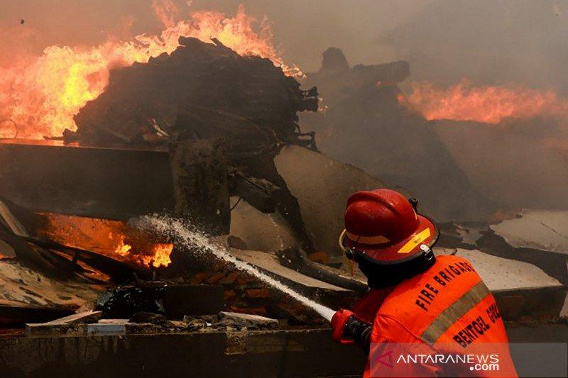 Korsleting listrik dominasi penyebab kebakaran di Kabupaten Malang
