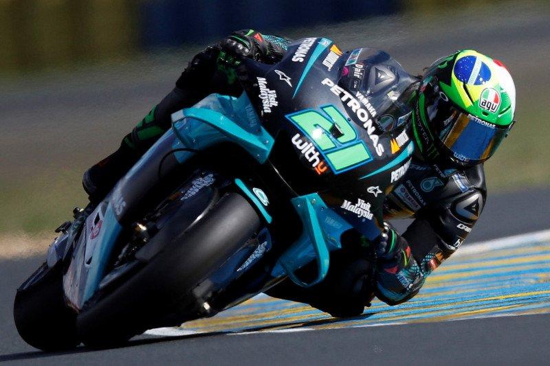 Morbidelli yakin Yamaha paling sedikit menderita di suhu dingin Aragon