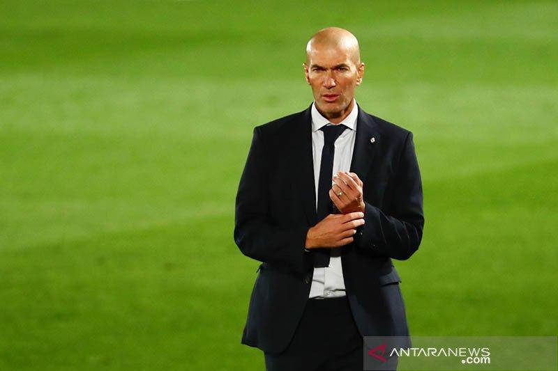 Zinedine Zidane buka pintu untuk melatih Juventus di masa depan