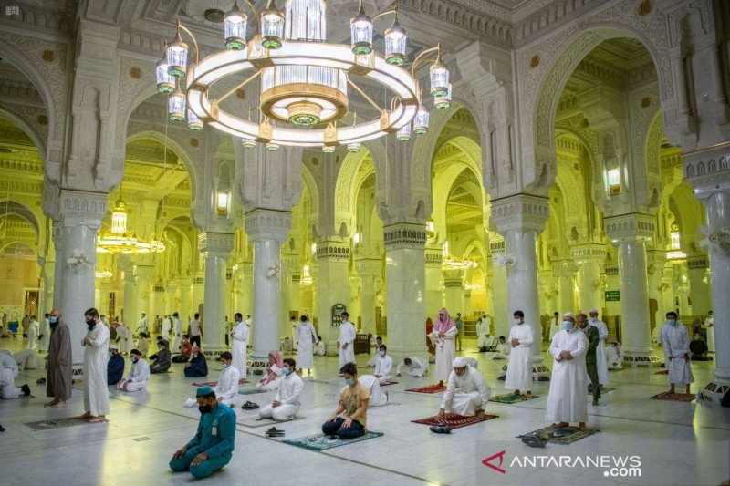 Masjidil Haram kembali dibuka