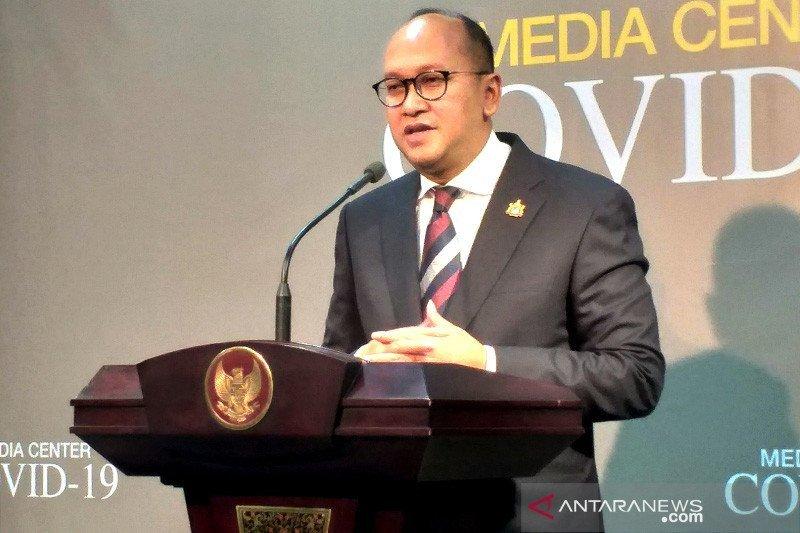 Bertemu Kadin Indonesia, Amerika Serikat sambut positif UU Cipta Kerja