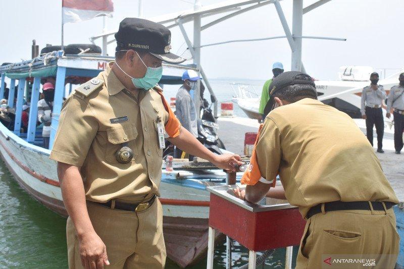 Pemerintah Kepulauan Seribu terima bantuan penanganan COVID-19