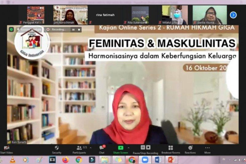 Ahli IPB: Ketahanan keluarga butuh harmonisasi maskulinitas-feminitas