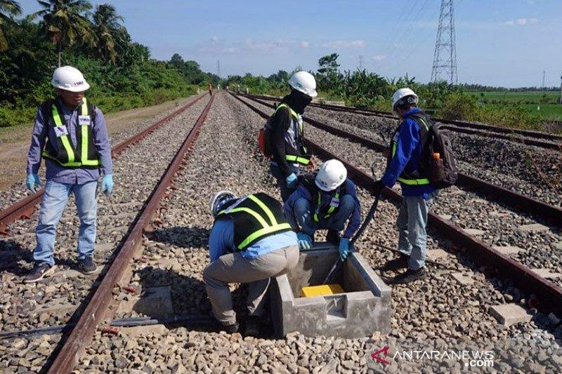 Len bangun jalur KA pertama di Sulawesi