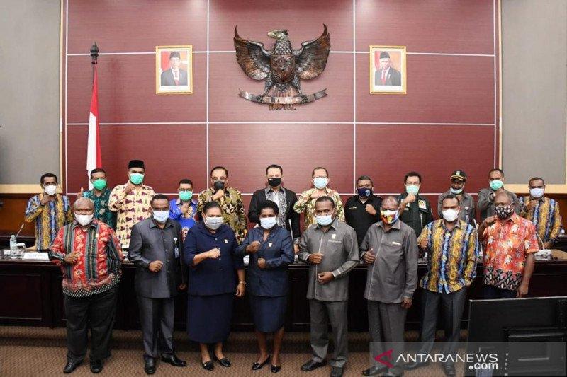 Ketua MPR: UU Otsus Papua harus ditempatkan sebagai