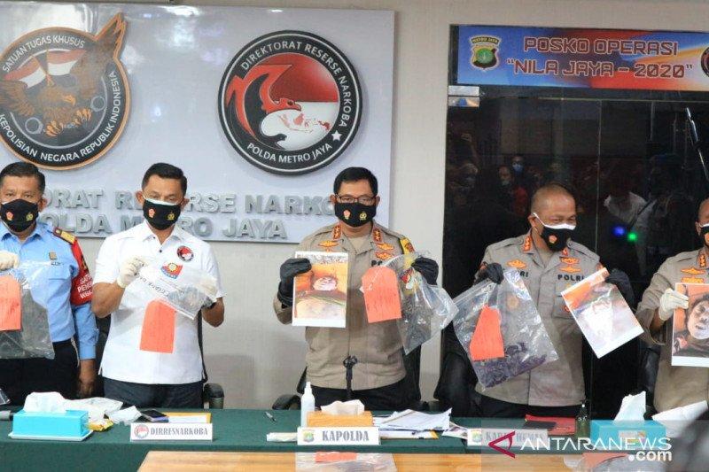 Polda Metro Jaya pastikan narapidana kabur meninggal gantung diri