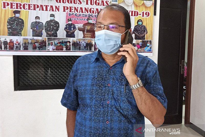 Pasien COVID-19 Kota Sorong bertambah 214 menjadi 1.637