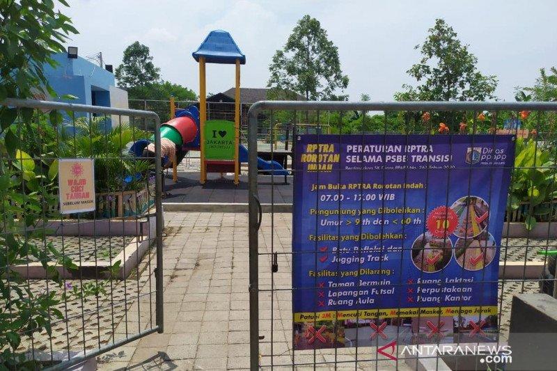 77 RPTRA di Jakarta Utara dibuka untuk umum