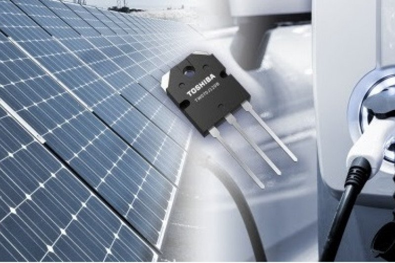 Toshiba luncurkan MOSFET silicon carbide 1200V