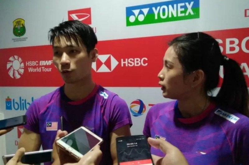 Tempat latihan tutup, Chan Peng Soon/Goh Liu Ying ikut timnas Malaysia