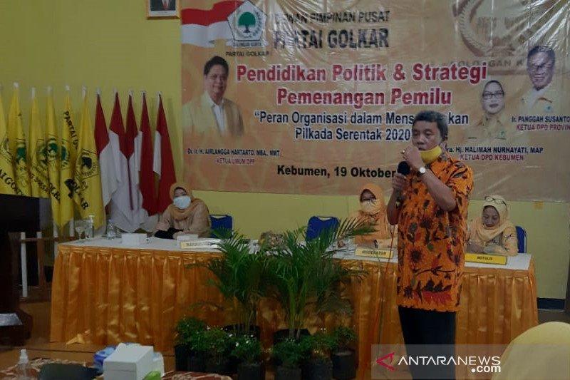 DPP: Golkar lahir sebagai kekuatan untuk lawan PKI
