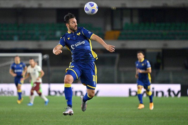 Verona imbang tanpa gol lawan Genoa