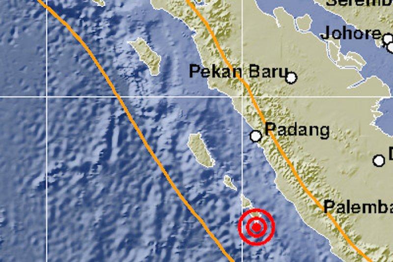 Pakar Unand ingatkan kembali potensi gempa megathrust segmen Siberut