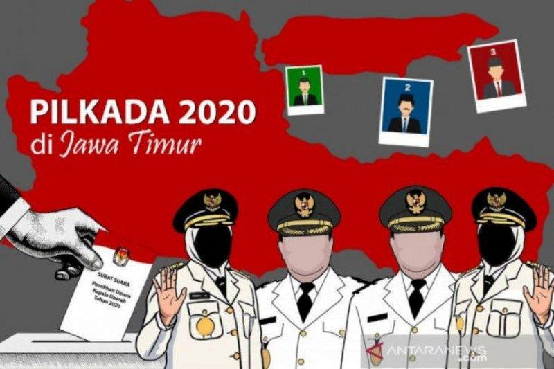 KPU Jatim: 14 TPS khusus disiapkan di lapas untuk Pilkada 2020