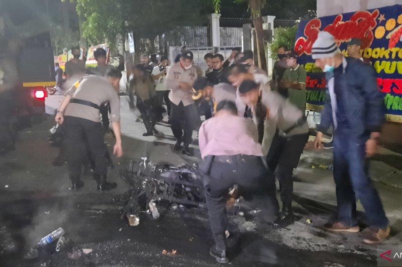 Polda Jambi amankan 28 pelaku kerusuhan saat demo di Jambi
