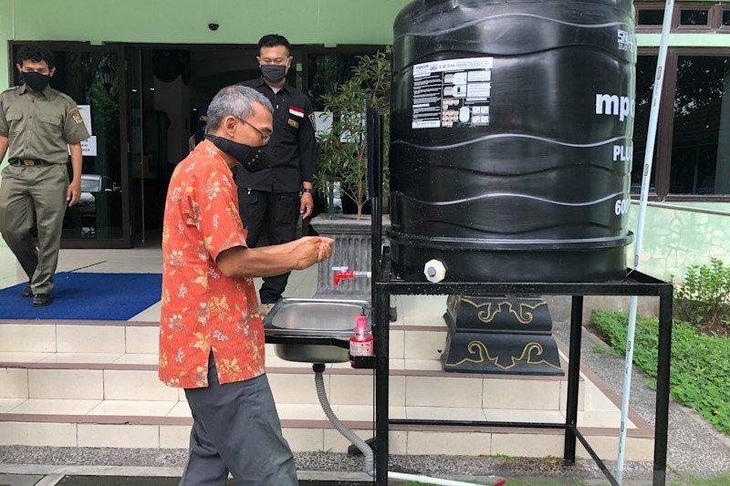 Yogyakarta ingatkan perkantoran rutin evaluasi protokol kesehatan