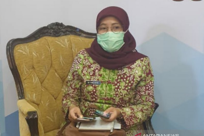 Kasus positif COVID-19 sembuh di Kota Bogor capai 1.458