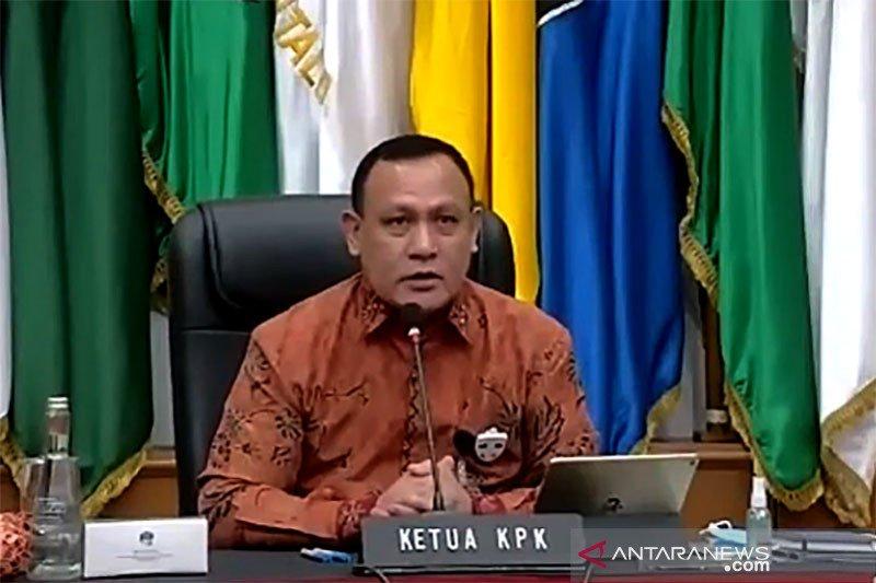 Ketua KPK: untuk pemuda-pemudi agar selalu tanamkan kejujuran