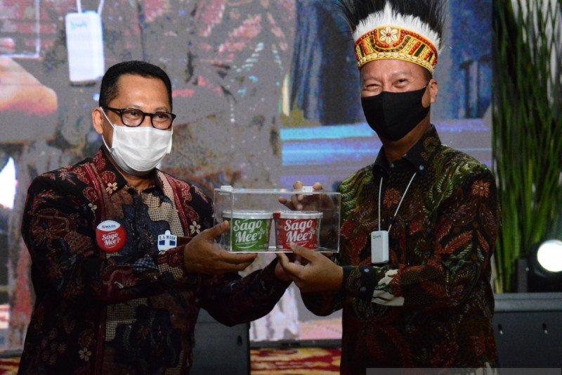 Bulog luncurkan produk baru mie sagu pada Pekan Sagu Nusantara