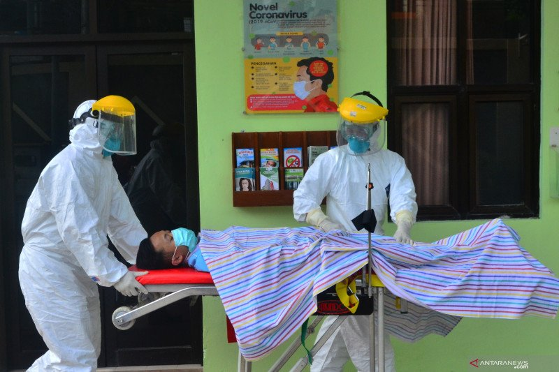 Pemerintah kerja cepat ciptakan kebijakan penanganan Pandemi COVID-19