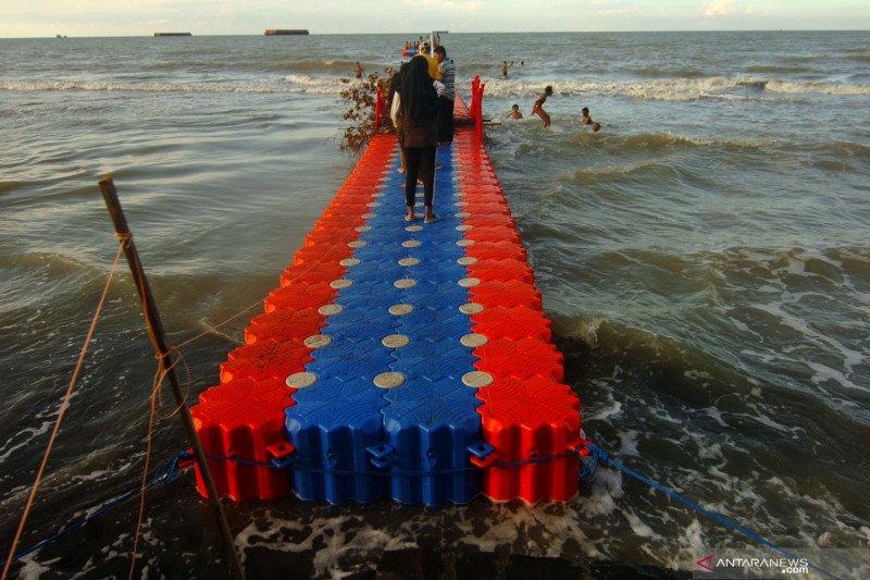 Balitbanghub-Unhas kolaborasi kaji dermaga apung sebagai penunjang IKN